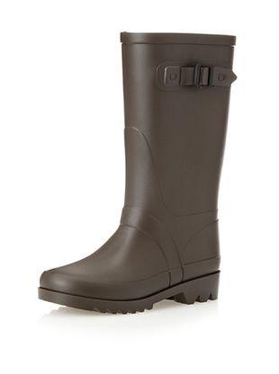 55% OFF igor Kid's Piter Rain Boot (Marron)