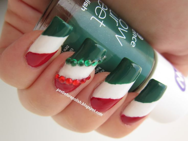 The 39 best Flag inspired mani and makeup images on Pinterest | Flag ...