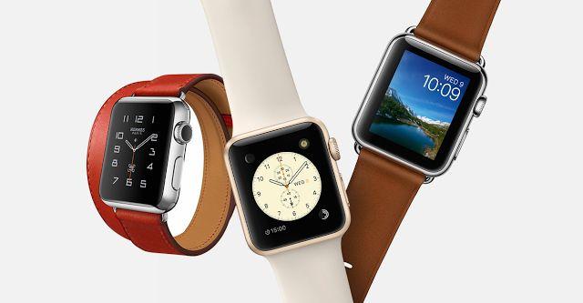Αναβάθμιση του WatchOS φέρνει την ελληνική γλώσσα στο μενού του Apple Watch