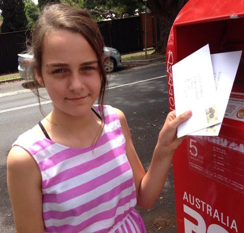 Dalia from Toowoomba speaks out for rhinos