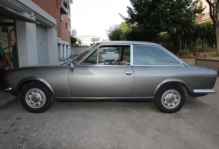Fiat 124 bc coupe' sport 3
