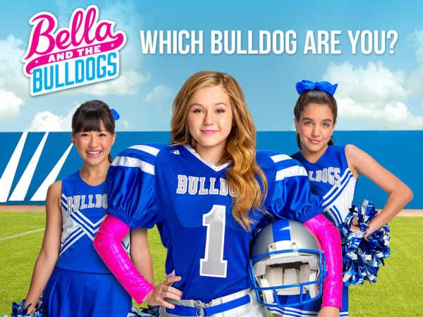 Bella and the Bulldogs: Which Bulldog Are You?  http://www.throwlikeagirl.com/