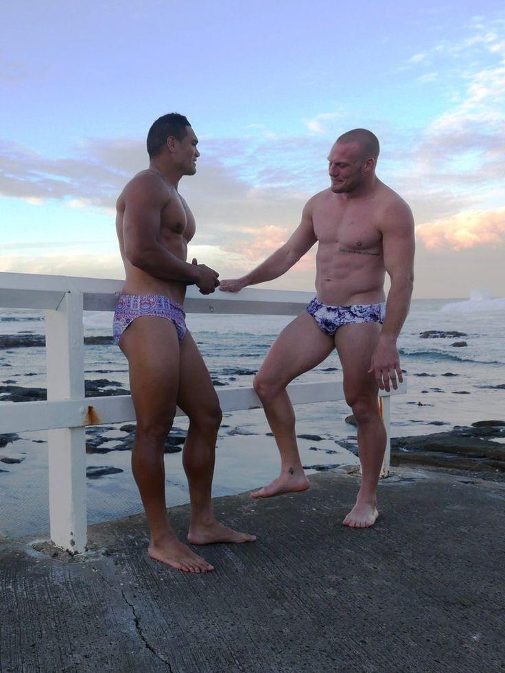 Mens Paris Finchies™ Swimsuit Sizes Small - X Large www.ondineswim.com.au