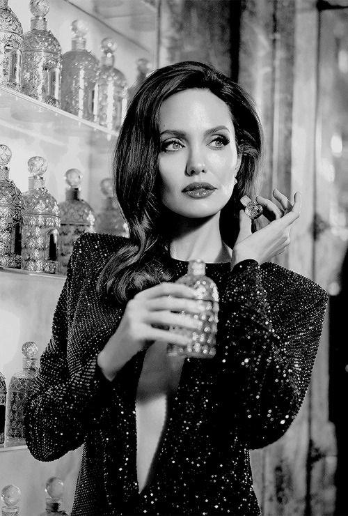cf06d5a93099 Angelina Jolie for Grazia Italia 2018