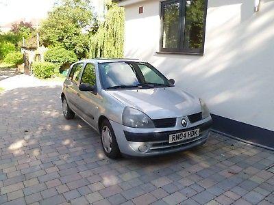 eBay: 2004 renault clio auto 1.4 spares or repair #carparts #carrepair