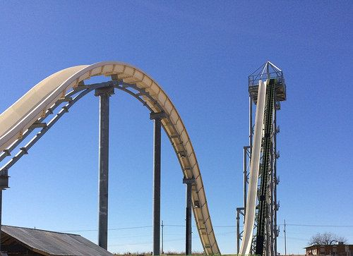 Schlitterbahn's Verrückt world's water slide opens Sunday (with photo gallery and video)