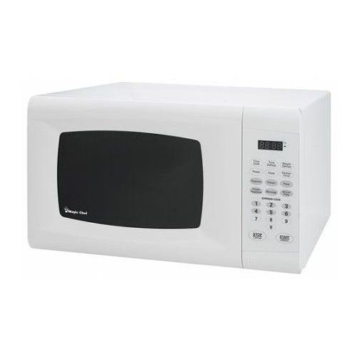 TOP Products User-Friendly Electronic Digital White Microwave, LED Display, 0.9-Cubic Foot, 900 Watts the goods not only practical and economical it39s stylish too Available with a variety of today39s most popular features this handy microwave is well suited for the dorm room office cottage or...