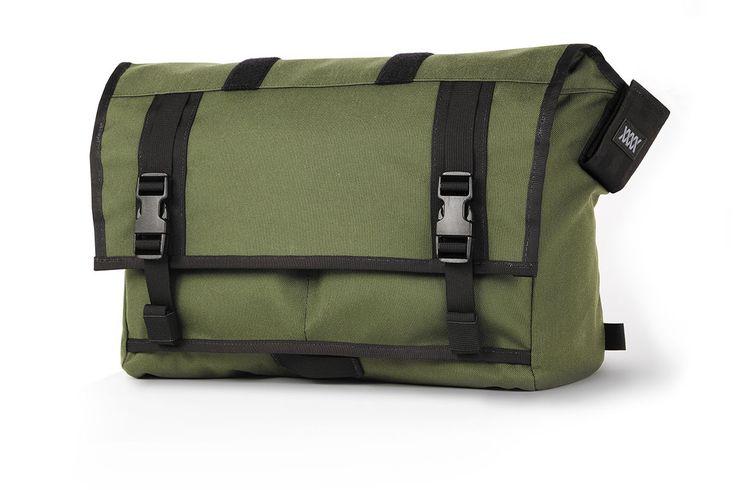 Mission Workshop Monty Messenger Bag