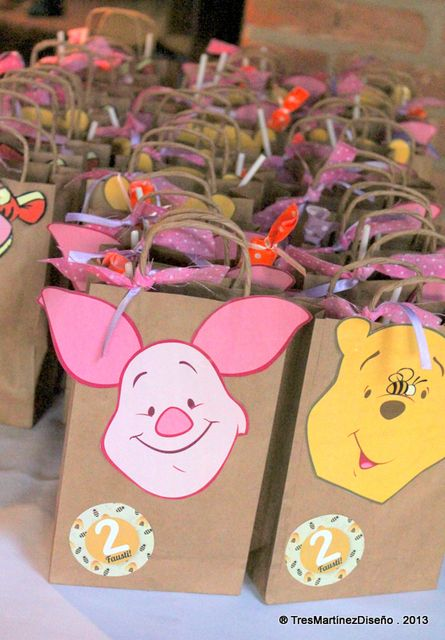 Winnie the pooh Birthday Party Ideas | Photo 1 of 74 | Catch My Party