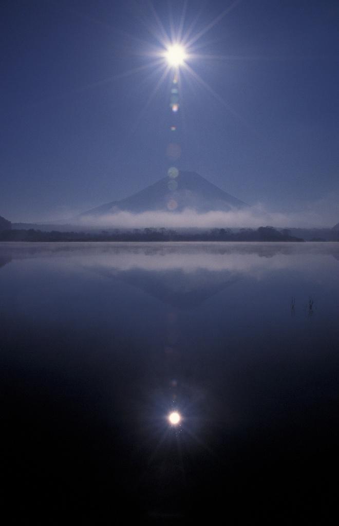 Mt.Fuji, Lake Shoji, Yamanashi