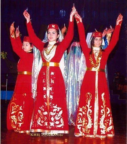 Tatarlar - Kırım - Crimean Tatars - крымские татары