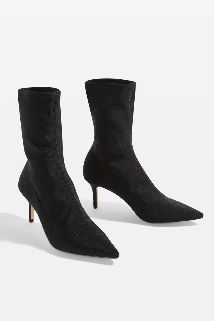 Mojito Sock Boots   Topshop