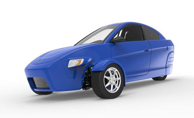 Elio Motors Showing 89 MPG Three-Wheeler at 2014 CES - AutoGuide.com News