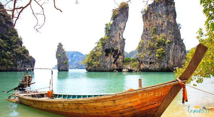 REVIEW: Hong Island Krabi Tour by Catamaran - A day trip from Phuket