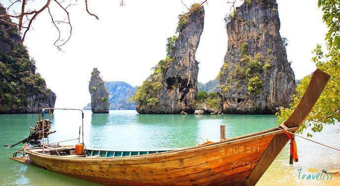 REVIEW: Hong Island Krabi Tour by Catamaran - A day trip from Phuket