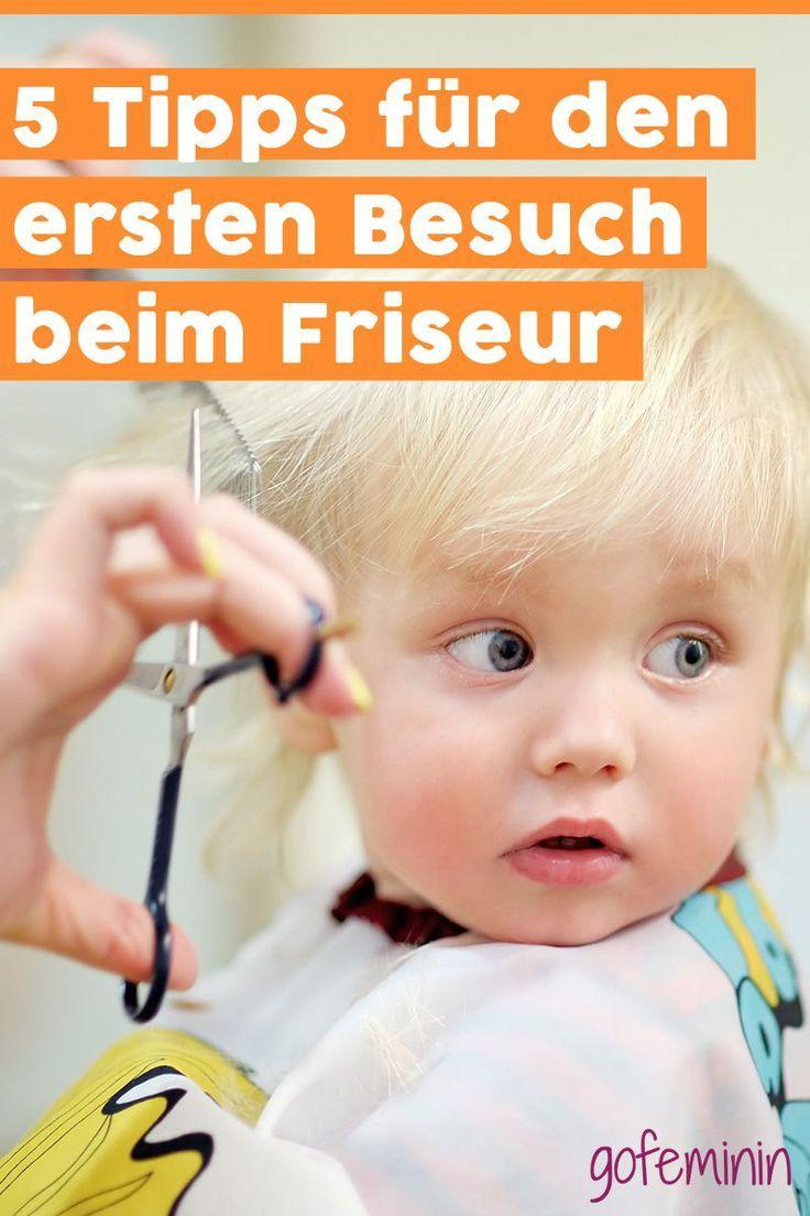Babys Erster Haarschnitt 5 Tipps Fur Den Besuch Beim Friseur Kleinkind Junge Haarschnitt Kinder Friseur Erster Haarschnitt Junge