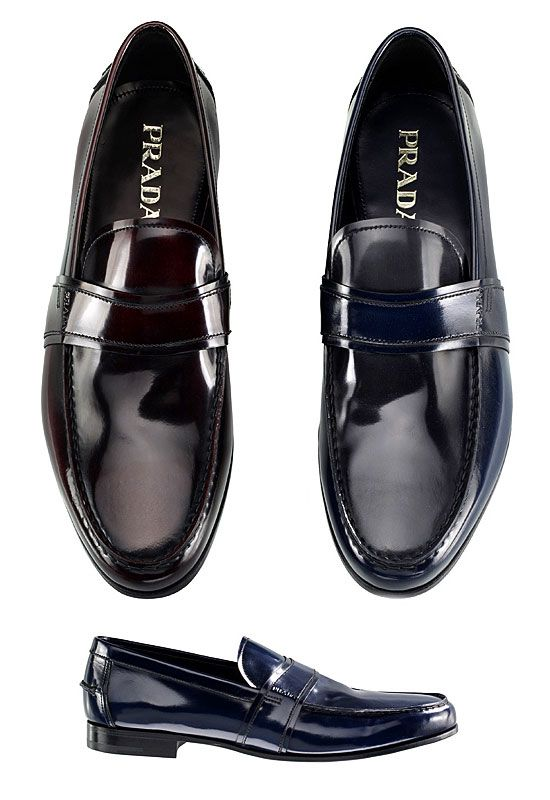 Leather Oxford shoes With Fabric Details Spring/summer Prada 1rYqJ