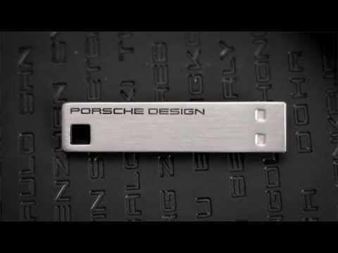 First Look: LaCie Porsche Design USB Key