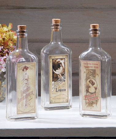 Decorative Bottles Wholesale Mesmerizing 36 Best Decorative Bottles Images On Pinterest  Crafts Decor Decorating Design