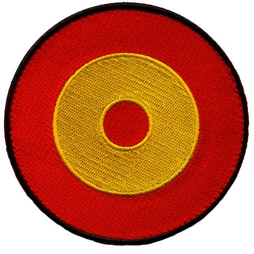 Parche-Ejercito-Aire-Espana-Spanish-Air-Force-patch-Military-Army-Roundel-Spain
