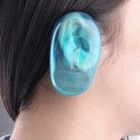 protect your ears from hair dye