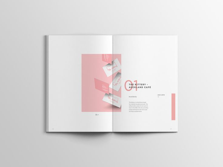 'I'm Not A Graphic Designer': A Beautifully Minimal Graphic Design Portfolio…
