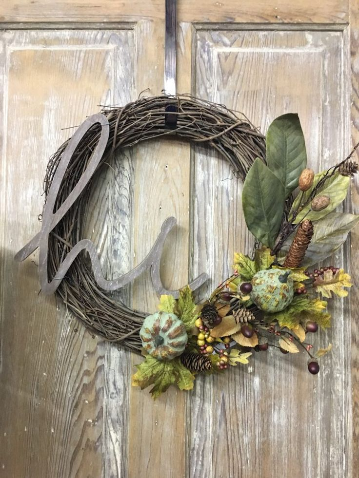 Super Easy Fall Wreath DIY - Beauty For Ashes