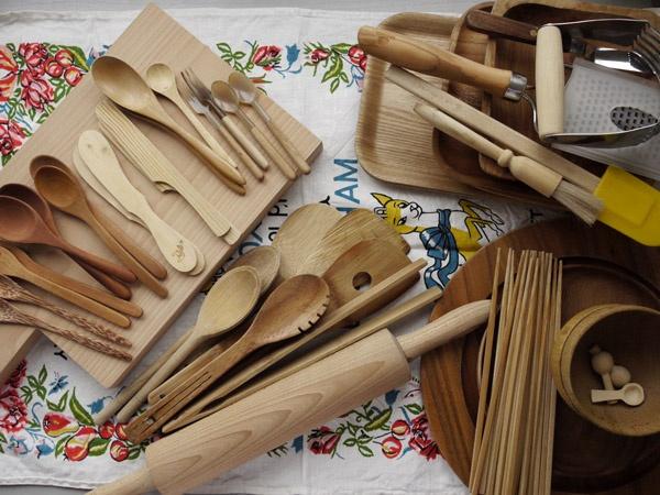 wood: Wooden Kitchens