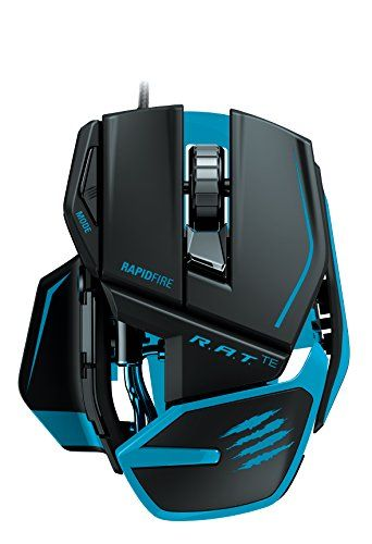 FarCry 5 Gamer  #Mad #Catz R.A.T.TE #Tournament #Edition #Gaming #Mouse for #PC and #Mac   Price:      #Mad #Catz R.A.T.TE #Tournament #Edition #Gaming #Mouse for #PC and #Mac (MCB437040002/04/1)   Built for the New Generation of Competitive #Gaming Nimble, customizable, and immensely precise, #Mad Catz' #Tournament #Edition R.A.T. #Gaming #Mouse provides the speedy #mouse movement competitive gamers require. Adjustable lift-off height enables the 8200 DPI sensor to be set to
