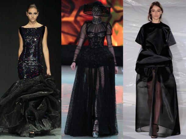 Das Beste zum Schluss: Nach Modenschauen von New York bis Mailand zeigte nun die älteste und pompöseste Modewoche, wo es langgeht.