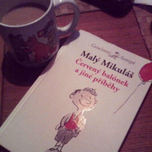 Malý Mikuláš...dosud nevydané příběhy - knižní radost