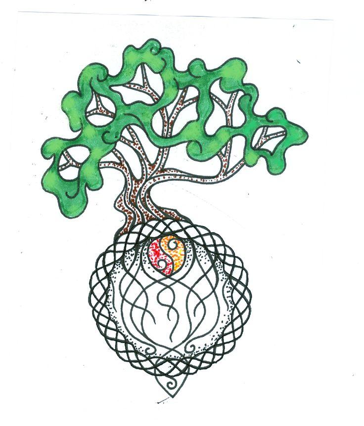 celtic tree of life tattoo inspiration pinterest celtic tree and tattoo. Black Bedroom Furniture Sets. Home Design Ideas