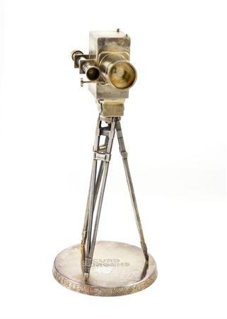 Nachlass Curd Jürgens | Goldene Kamera 1981 der HÖRZU