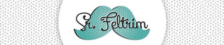 O site Sr.Feltrim é uma revista virtual com notícias sobre artesanato, moldes gratuito e sugestões de produtos produzidos principalmente em feltro.