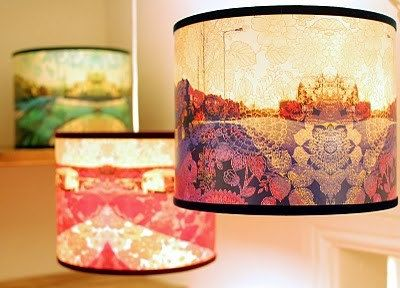 133 best light up my life images on pinterest at home lamps and house of chintz lampshade for pendant fitting aloadofball Images