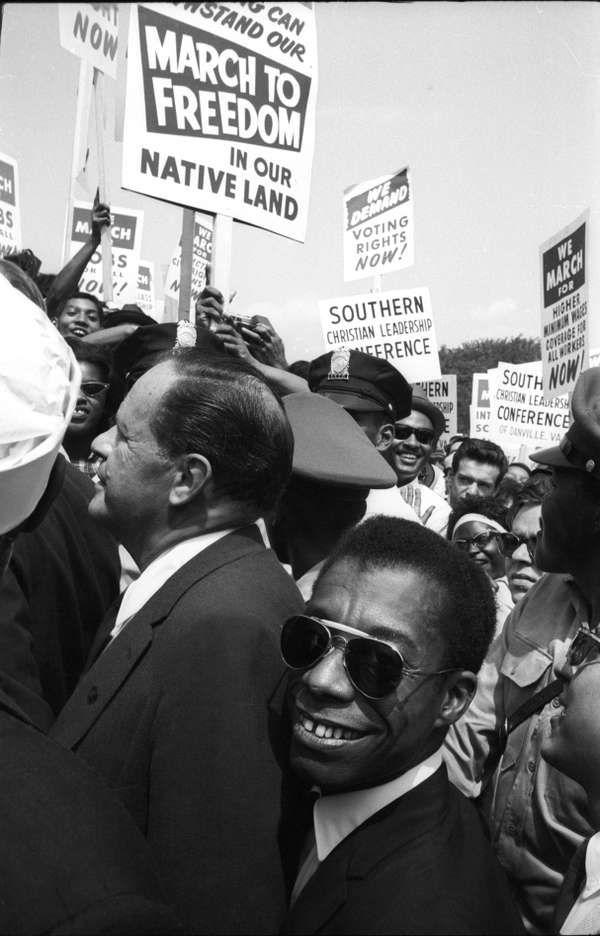 Dans son documentaire, le réalisateur haïtien Raoul Peck évoque les figures de la lutte pour les droits civiques à travers l'écrivain afro-américain James Baldwin.