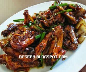 Resep Ayam Kecap - http://resep4.blogspot.com/2013/10/resep-ayam-kecap-goreng-pedas.html Resep Masakan Indonesia
