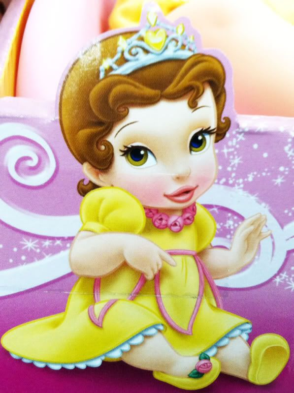 Baby Disney Princess Jasmine   Uso de cookies