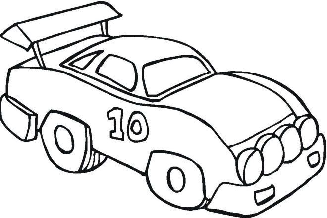 Freecar Coloring Pages For Preschoole Race Car Coloring Pages Cars Coloring Pages Coloring Pages