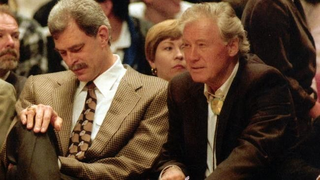 "Former Bulls Assistant Coach Johnny Bach Passes Away = Former Chicago Bulls assistant coach Johnny Bach passed away Monday at the age of 91.  Bach was one of Phil Jackson's top assistants during the Bulls' first three-peat. He was the defensive guru known for being the architect of the team's ferocious ""Doberman"" defense....."