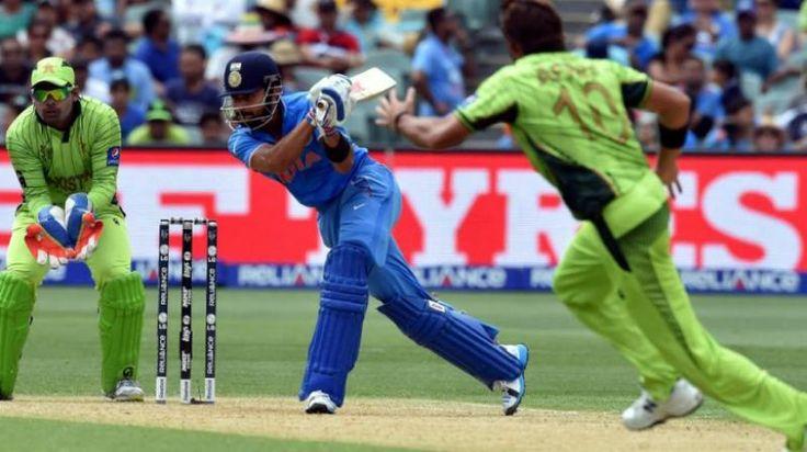 Pakistan vs India Live Streaming Cricket 4th Match ICC CT17