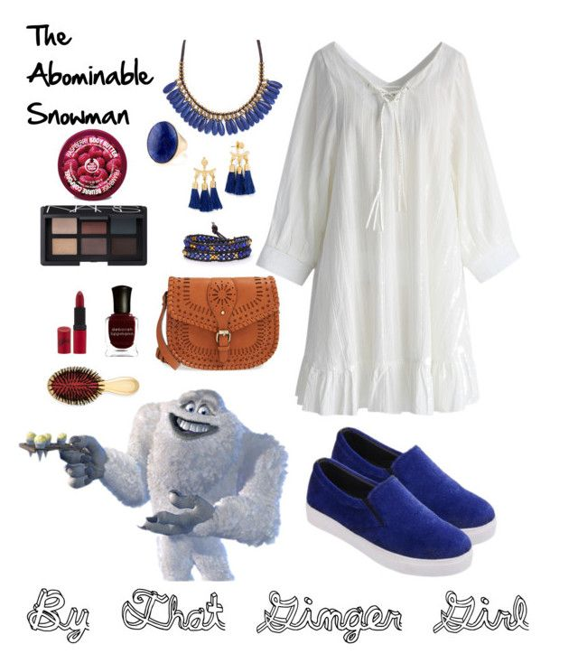 """""""The Abominable Snowman: Monsters Inc."""" by taylormarieallen on Polyvore"""