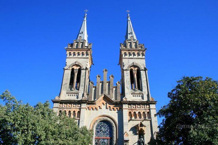 Церкви Батуми: православные, католические, мечеть и синагога