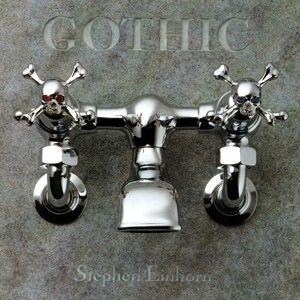 skull faucet handles
