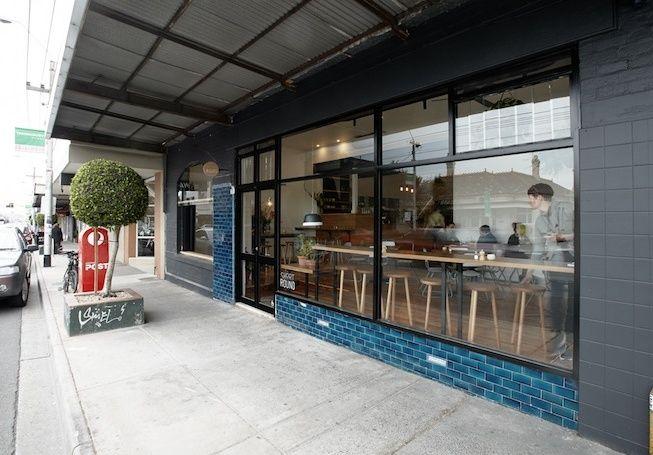 Short Round - Cafe - lunch Thornbury