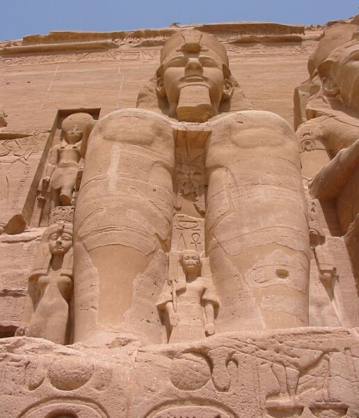 a history of the reign of ramses the great in ancient egypt Ancient history trivia » ancient  who has been called the last great ruler of egypt's new  the greatest event of ramses iii's reign happened when he defeated.