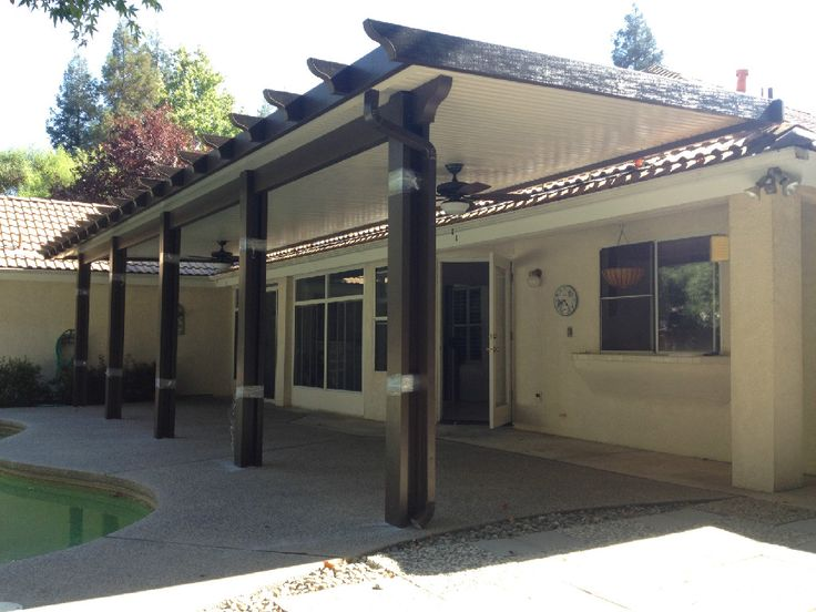 17 Best Ideas About Aluminum Patio Covers On Pinterest Deck Awnings Retrac