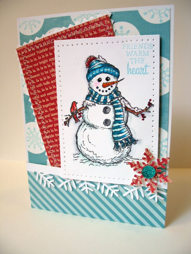 Out To Impress: It's Christmas In July! Stamp Set