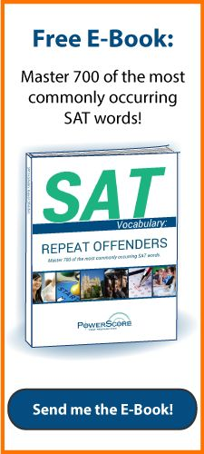 Welcome to the PowerScore SAT Free Help Area. Here you will find articles, free materials, advice and other information designed to increase your understanding of the SAT and the college admissions process.