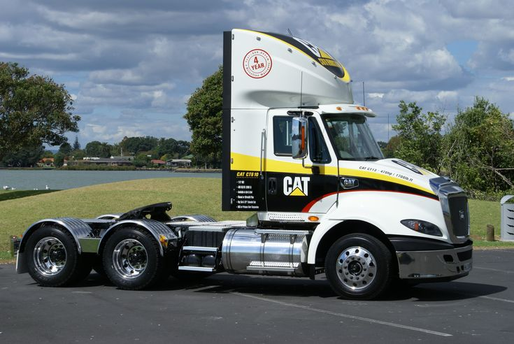 Gough Cat: Cat CT610: A Day in the Life